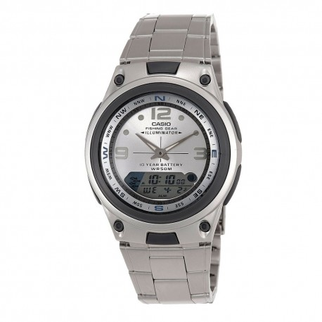 CASIO HOMME AW-82D-7AVDF WATER RESIST 50 MM